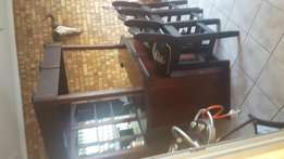 Wood bar for sale