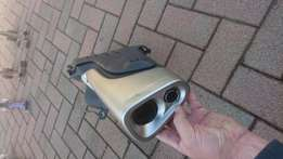 Honda CBR 2012 Exhaust and tail lights