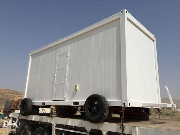 Mobile Ablution Unit
