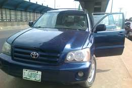 Toyota Highlander for sale in ikorodu