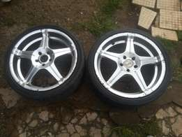 Polo 9n rims for sale