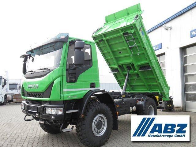 Iveco EuroCargo ML150E28WS / Allrad Kipper