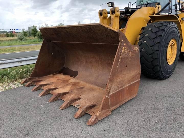 Caterpillar 980K wheel loader - 2013 - image 7