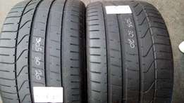 2 X 305/30/20 perilli Tyres for sell