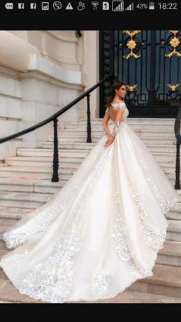 Suknia ślubna Crystal Design Ellery Kłodawa Olxpl