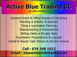 Active Blue Trading CC