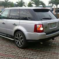 2007 Range Rover sport in a perfect working condition