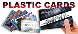 Designing and Printing of Plastic cards