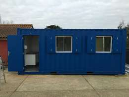 Office shipping container NEW custom build
