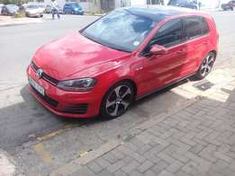 2014 VW Golf 7 GTI DSG Available for Sale