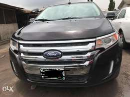 Ford Edge (2013)model Registered For Sharp Sharp Sales