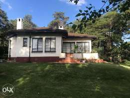 spacious 3 bedroom fully furnished own compound in milimani nakuru