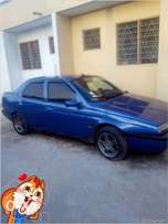 Alfa Romeo 155 for sale or swap (automatic car)