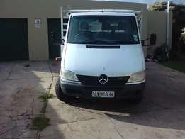 sprinter 4 ton dropside truck for sale R95000.00