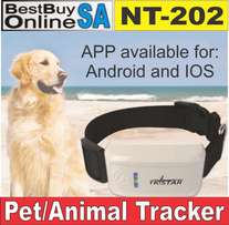 NT-202 Pet GPS tracker with android/IOS APP & online tracking.
