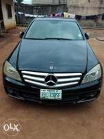 Registered 2008 c300 Benz 4matic