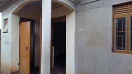 Double with an inside bathroom located in Kasangati town.