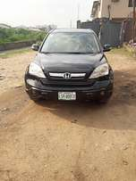 Neatly Used Honda CRV (2008)
