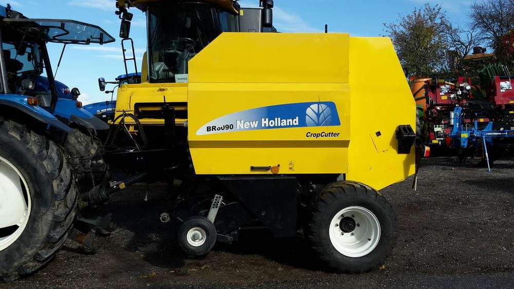 New Holland Br 6090 - 2011