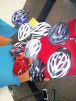 Cycling helmet top brand names, bell, met, giro etc all imported
