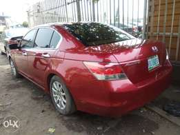 super clean accord 2008 model