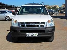 Single cab Isuzu bakkie very fresh for sale