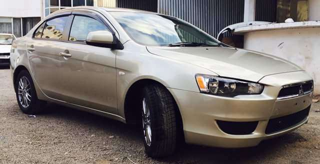 Mitsubishi galant fortis 2010 model on grand sale 1,150,000/= Highridge - image 1