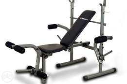 Brand new imported original DE YOUNG weight lifting bench