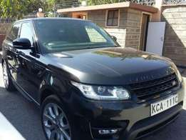 2013 Land Rover Range Rover Sports KCA, Diesel Auto. Hse V6/ 22'Alloys