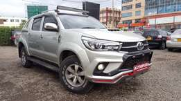 Toyota hilux revo on a best bargain