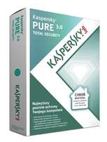Kaspersky Total Security (Pure) 3 pc