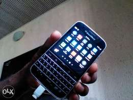 Used Blackberry classic for distress sale.