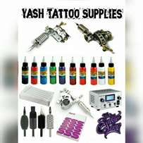 Tattoo Supplies and Tattoos at low prices