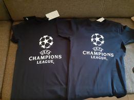 Biała bluza Adidas Chelsea Champions League r.L