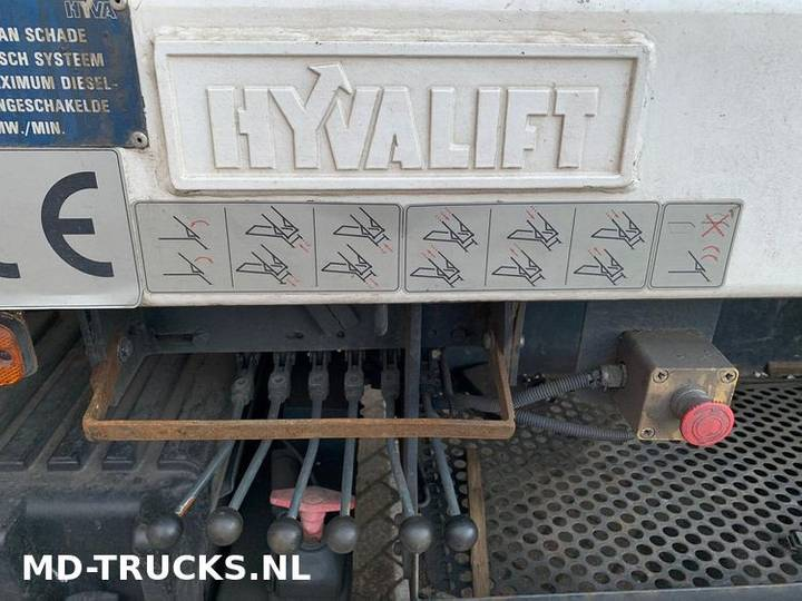 DAF CF 75 290 manual 6x2 steel NL - 2001 - image 7