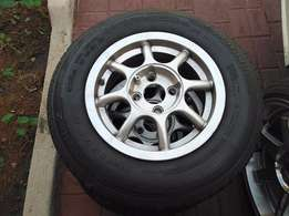 Used Tyres and Rims