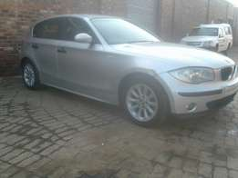 BMW 1 series 118 automatic