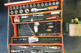 Toolbox complete