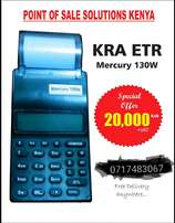 Mercury ETR Machine