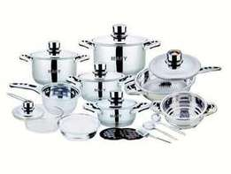 Mafy 21 pc pot sets place your orders