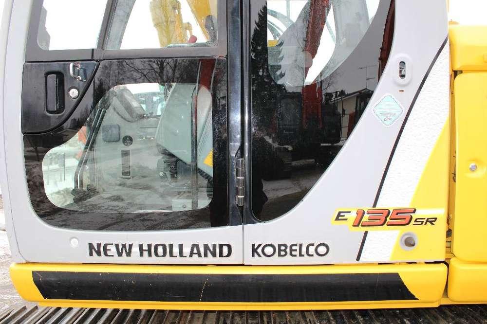 New Holland E 135 Sr / Engcon Ec20/ Myyty - 2008 - image 6