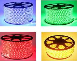 100m Roll RGB Waterproof Christmas LED Strip Snake Light Party Car