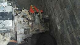 Toyota corolla 5speed front wheel drive gearbox