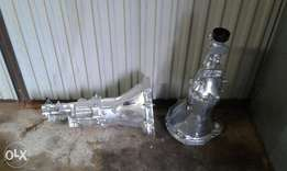 Reconditioned gearbox Nissan 1400 5 speed