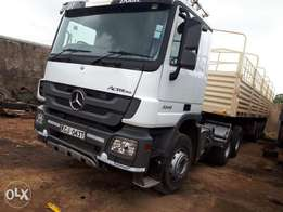Actros 3340 and trailers bhachu for sale please quick sale