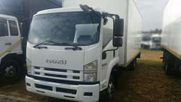 2010 Isuzu FSR800 Closed Body