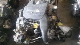 1.9 Renault Turbo Diesel Engine for Sale