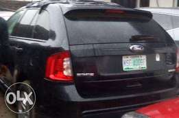 Very HOT and Clean Ford Edge 2013 Model (Black Color)