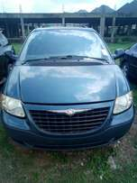 Very Clean like Direct Belgium Chrysler Voyager. 2003 model 500k Only.