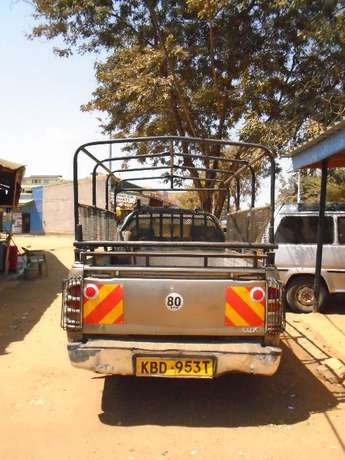 Toyota hilux pickup for sale Wote - image 2